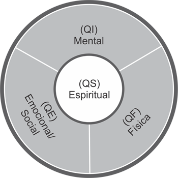 As 4 inteligências de Stephen Covey - Mental, Emocional, Física e Espiritual