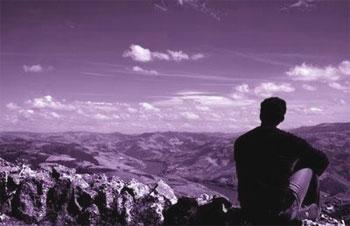 Criando um momento de profunda paz para você mesmo