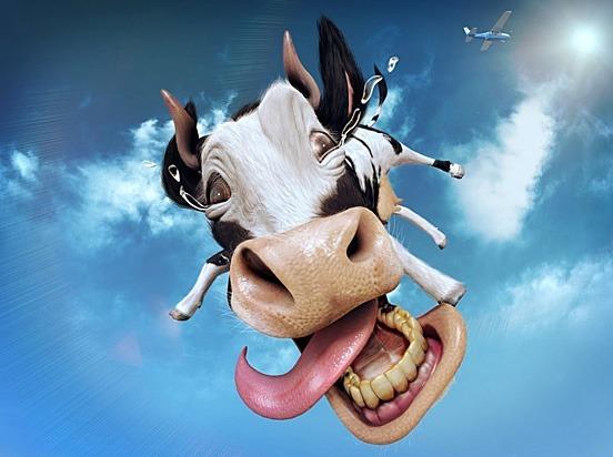 Mate sua vaca! Uma parábola sobre acomodação e desenvolvimento de novas habilidades pessoais.