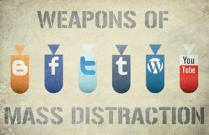 Lidar com as distrações
